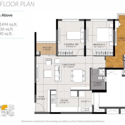 dnr-casablanca-mahadevapura-floor-plan