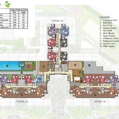 prestige-park-square-block-plan