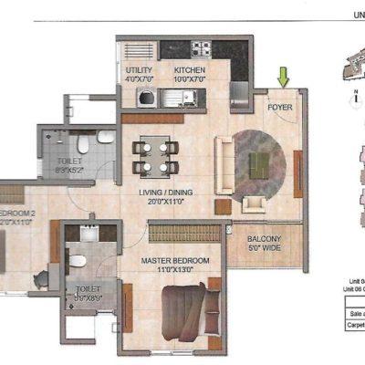 prestige-jindal-city-plan