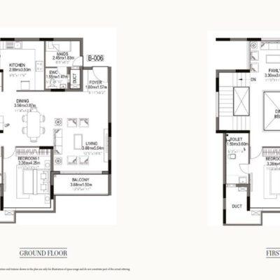 kolte-patil-koramangala-24-K-Grazio-duplex-plan