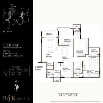 kolte-patil-koramangala-floor-plan