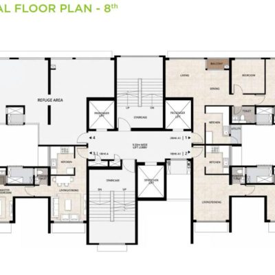 mahindra-roots-tower-plan