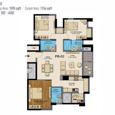 cntc-presidential-tower-3-bedroom-floor-plan