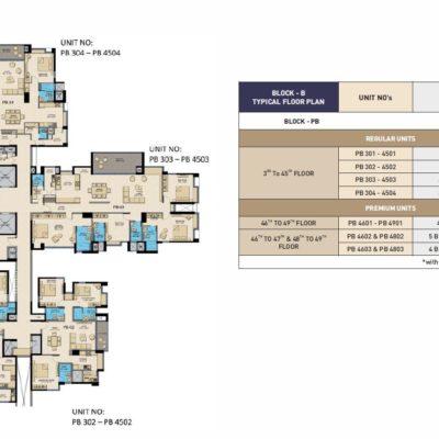 cntc-presidential-tower-block-layout-plan