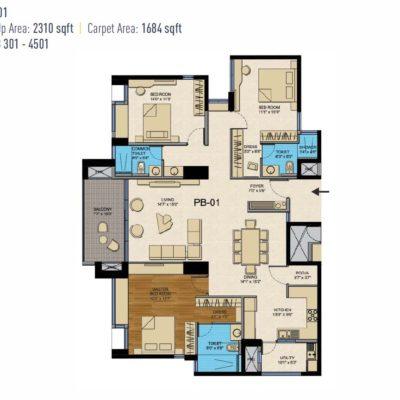 cntc-presidential-tower-floor-plans