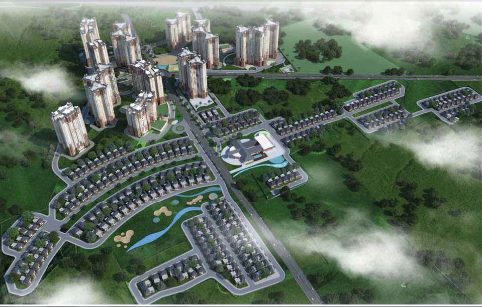 Luxury villas in Whitefield Bangalore