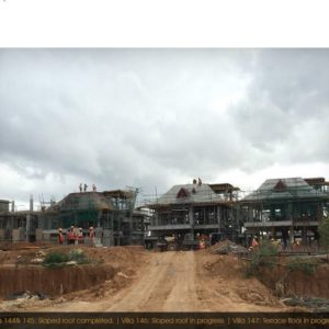 Prestige Lake Side habitat Villas in Whitefield Bangalore