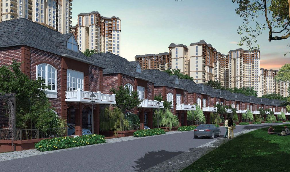 Prestige Constructions villas in Whitefield Bangalore