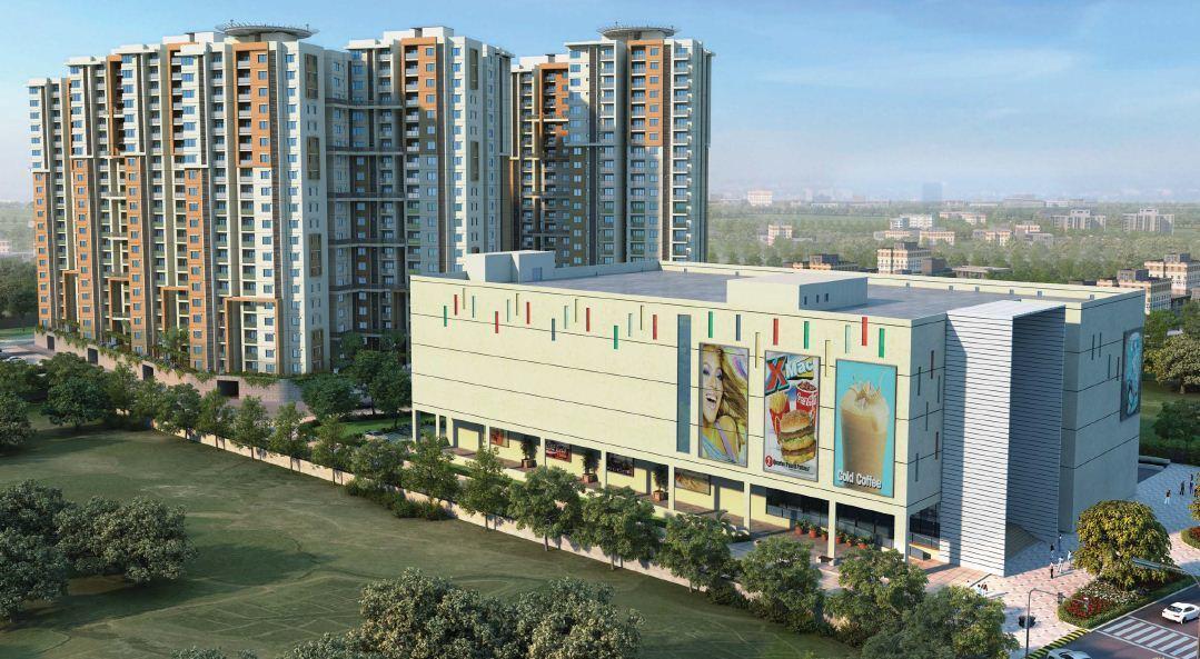 Luxury flats in Bangalore