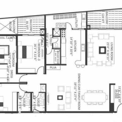 godrej-platinum-floor-plan