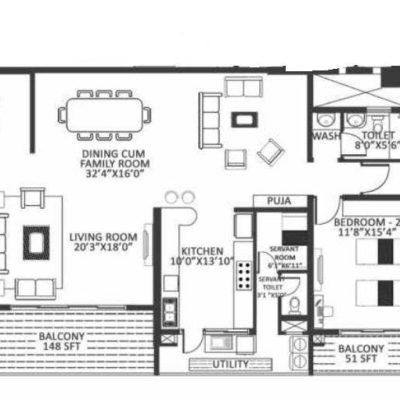 godrej-platinum-floor-plans