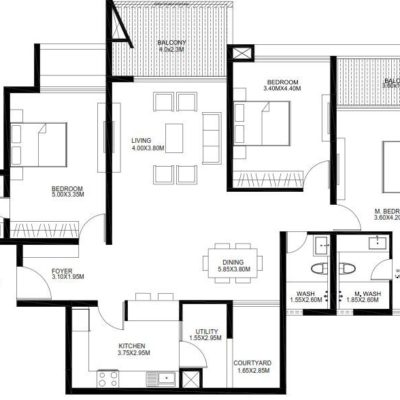 godrej-united-3-bhk-floor-plan