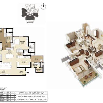 shapoorji-parkwest-floor-plans