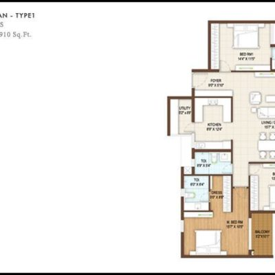 dnr-reflection-3-bedroom-plans