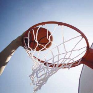 Basket Ball court Equinox Water's edge