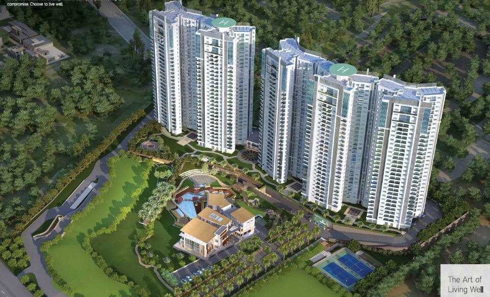 Phoenix One Bangalore West 3 & 4 BHK Apartment Rajajinagar ...