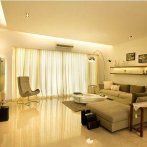 Equinox Water's edge Living Room