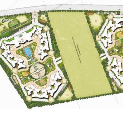 Prestige Sunrise Park Master Plan