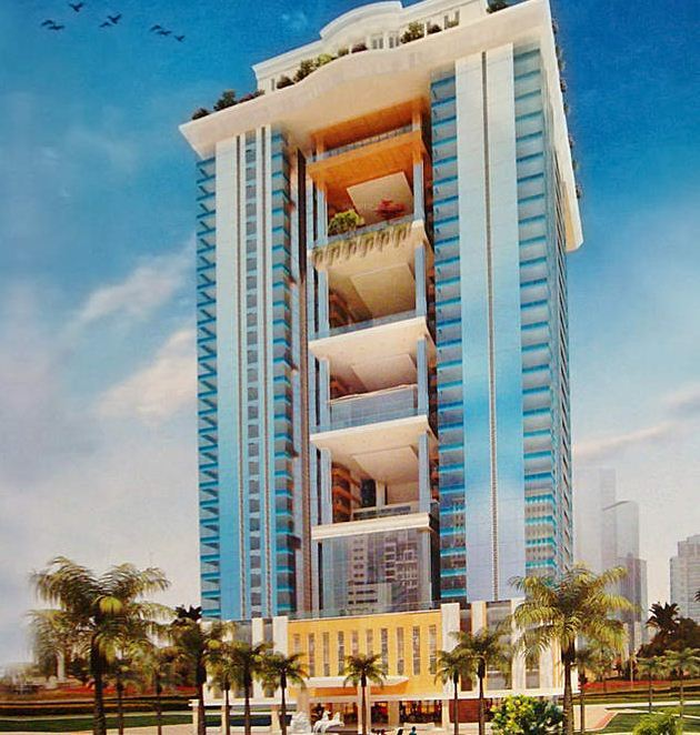 Prestige Kingfisher Towers Apartments