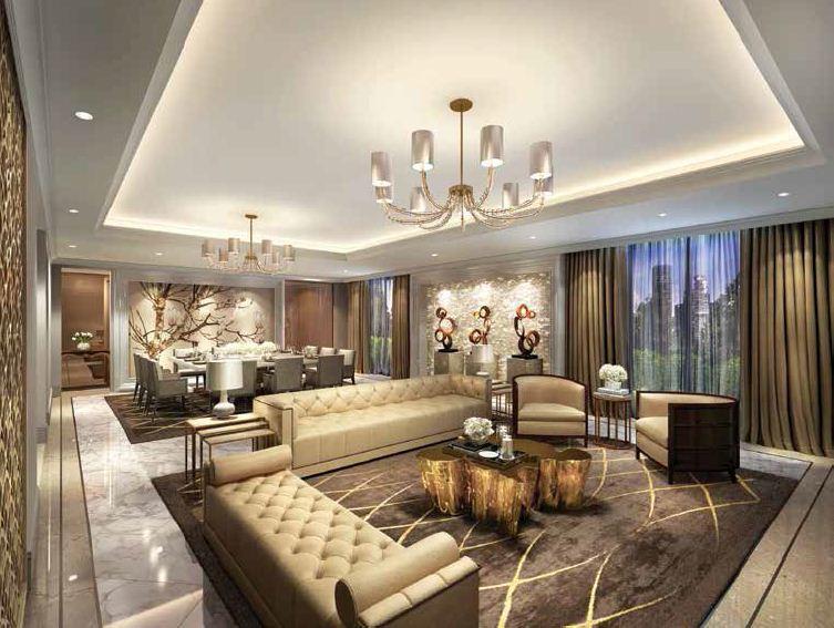 Prestige Hermitage Luxury Flats Kensington Road Bangalore