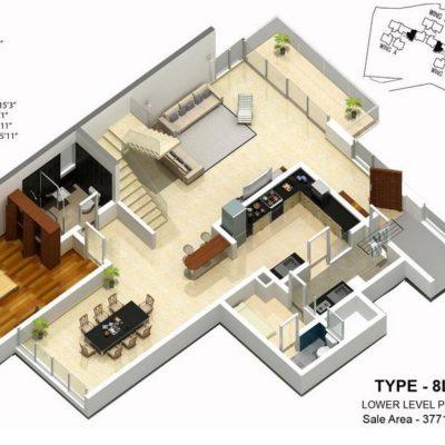 karle-zenith-pent-house-floor-plan-type-8
