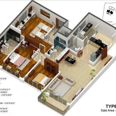 karle-zenith-floor-plans-type-1