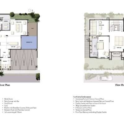 divyasree-77-east-floor Plan SPA