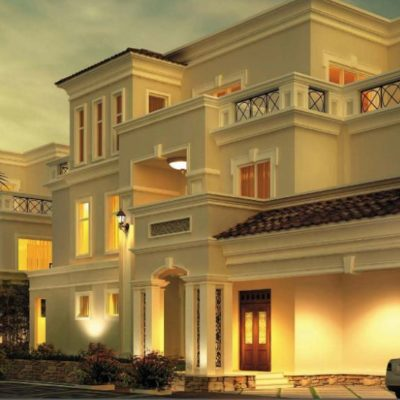 Divyasree 77° East Villa
