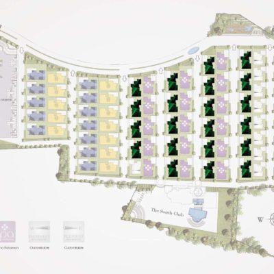 divyasree-77-east-villa-master-plan-modern-villas