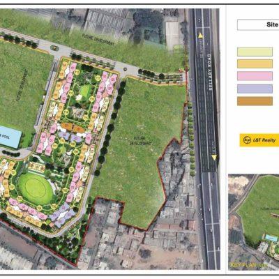 lnt-raintree-boulevard-master-plan