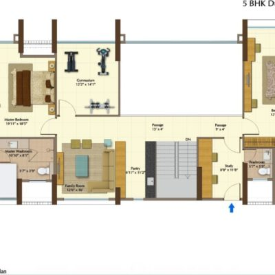 peninsula-heights-floor-plan-jp-nagar-bangalore
