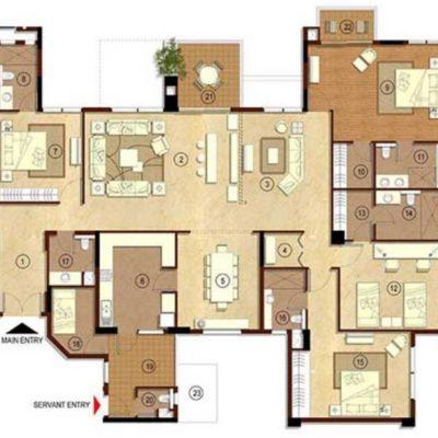 rmz-latitude-floor-plan