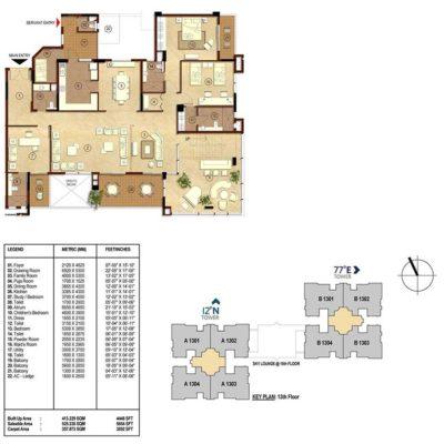 rmz-latitude-floor-plans