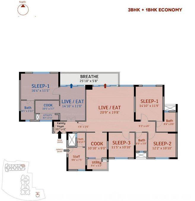 Divyasree 77 Place Apartments Yemalur Hal Bangalore