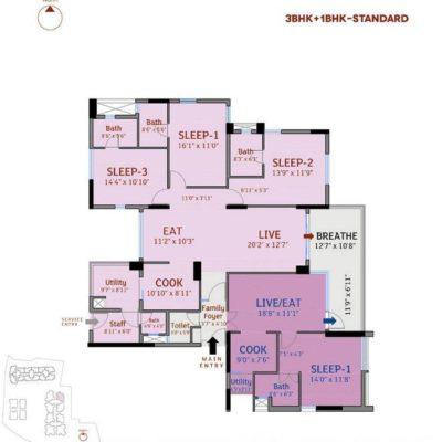 divyasree-77-place-floor-plans