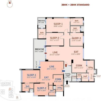 divyasree-77-place-floor-plan