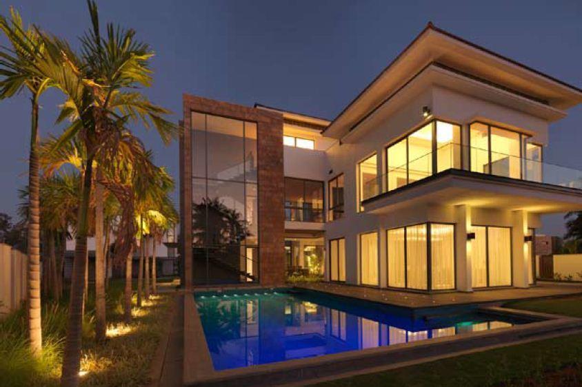 Prestige Golfshire Golf Villas Nandi Hills Road Bangalore
