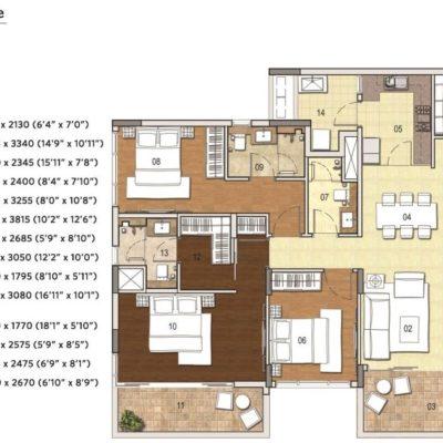 g-corp-residences-koramangala-plan