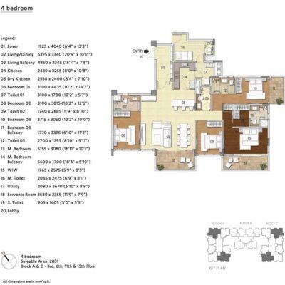 g-corp-residences-plan