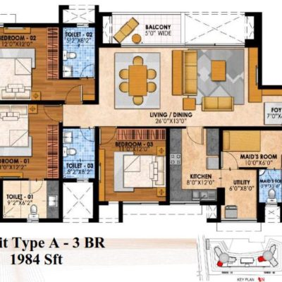 prestige-fairfield-floor-plan