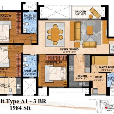 prestige-fairfield-floor-plans