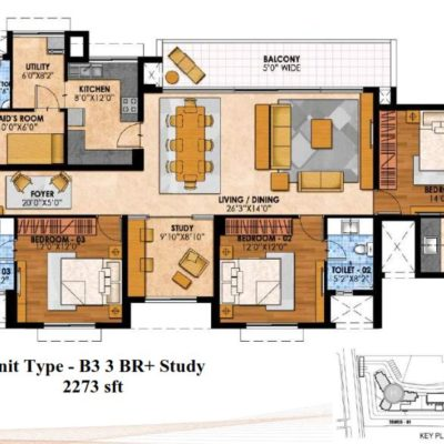 prestige-fairfields-floor-plan