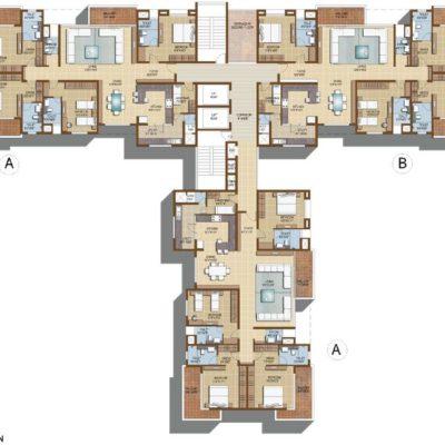 sterling-infinia-typical-floor-plan