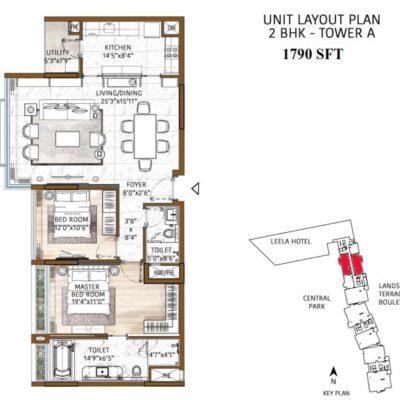 the-leela-residences-bhartiya-city-plan