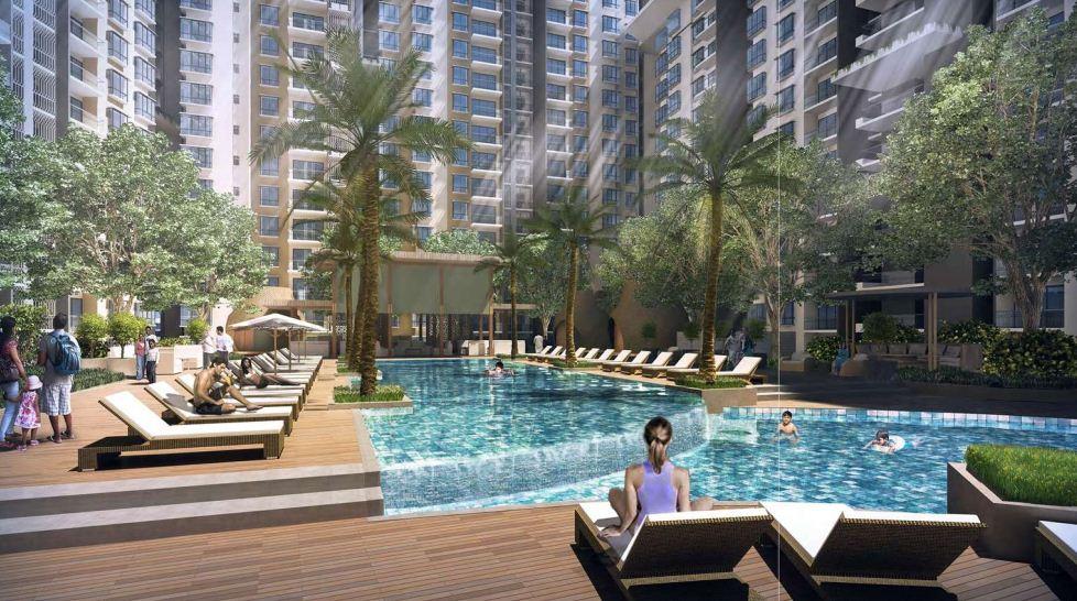 Bhartiya city nikko homes thanisandra bangalore - Swimming pool builders in bangalore ...