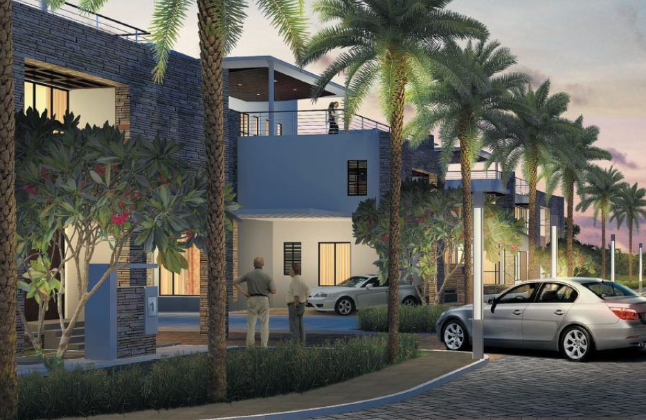 Prestige White Meadows Villas Amp Apartments Whitefield