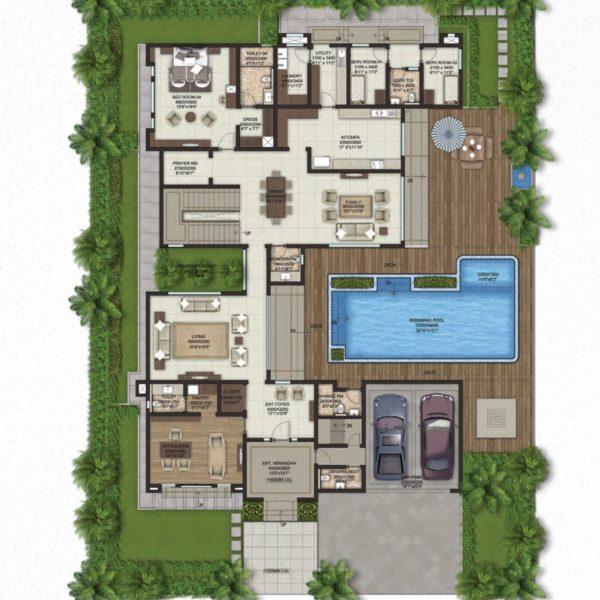 sobha-lifestyle-legacy-villa-floor-plan