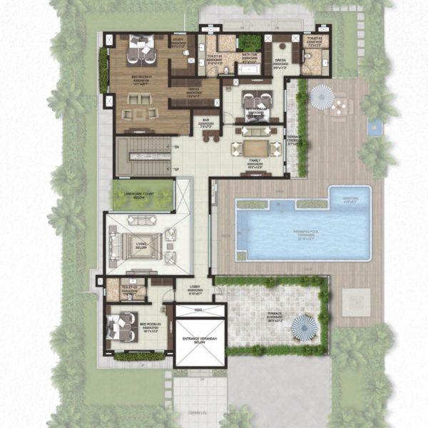 sobha-lifestyle-villa-plans