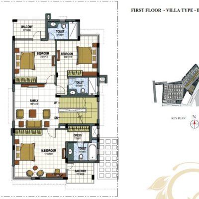 prestige-summerfields-villa-floor-plan