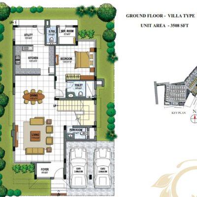 prestige-summerfields-villa-plan